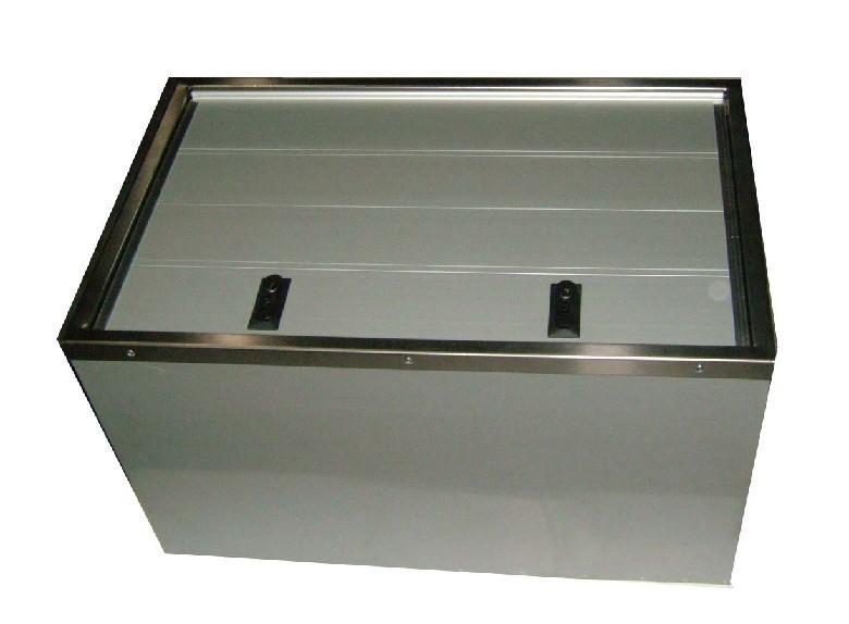 Alumium kisten
