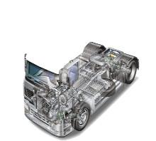 Onderbouw Truck