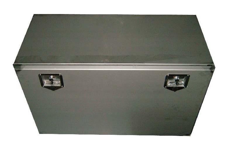RVS Kisten