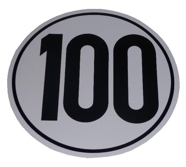 Snelheidsstickers & NL stickers