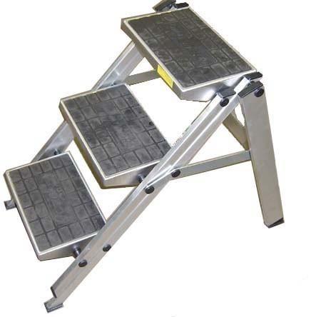 Trappen, ladders & Steigers