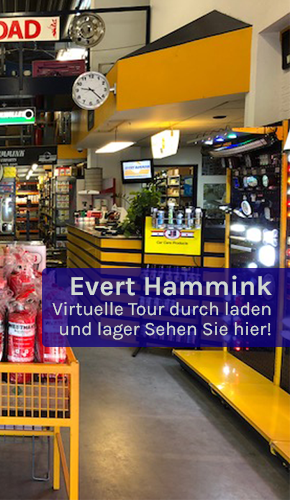 Evert Hammink virtuelle tour durch den laden
